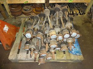 2002 LEXUS IS200 DRIVER SIDE DRIVESHAFT DRIVE SHAFT (ONE) FREE POST